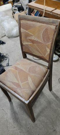 Krzesło z prl ..