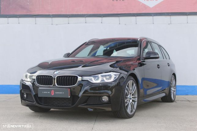 BMW 325 d Touring Pack M Auto