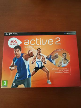 Active 2 personal trainer para ps3