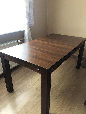 Stół brazowy