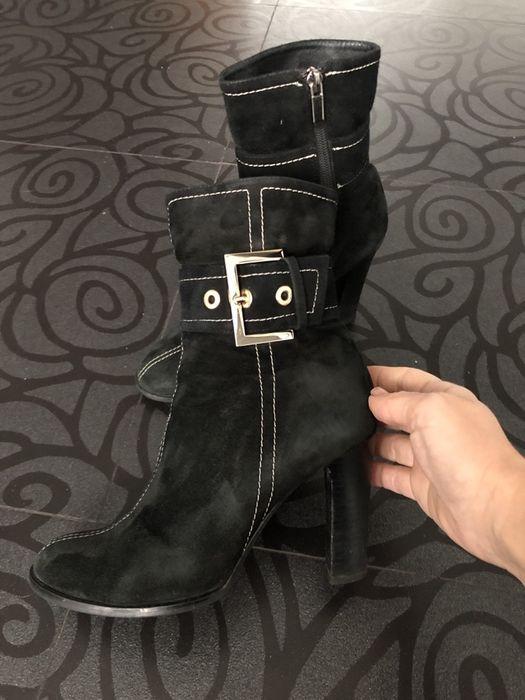 Ботинки на каблуке Одесса - изображение 1