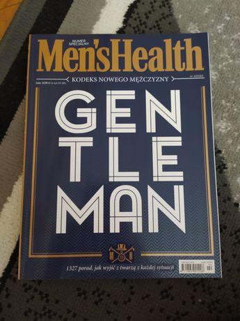 Mens Health Gentleman Numer Specjalny Kodeks Nowego Mężczyzny