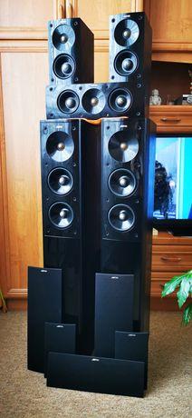 JAMO S606  zestaw  głośników kina domowego 5.0 Black Ash