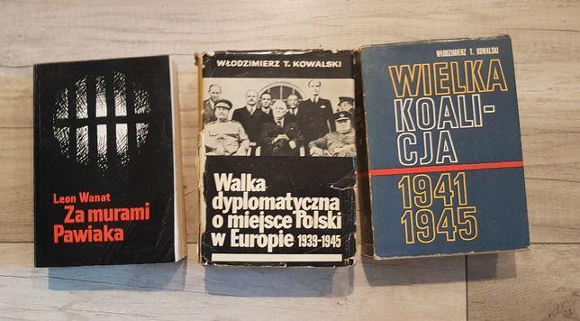 Za murami Pawiaka Wielka koalicja Walka dyplomatyczna o miejsce Polski