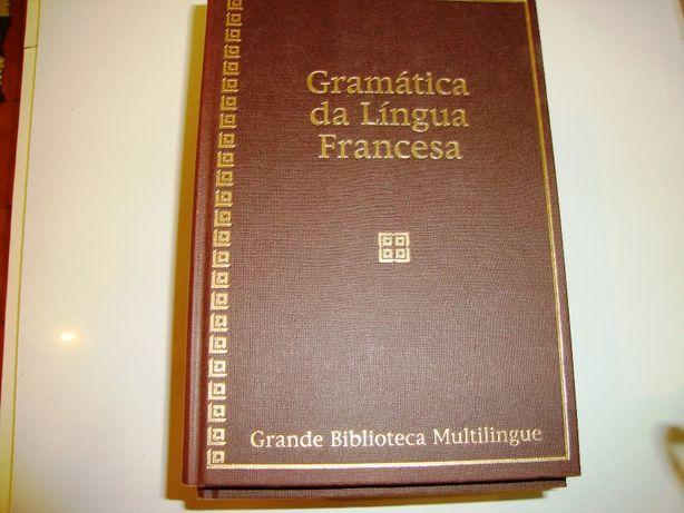 Gramática multilingue, 5 volumes, 5 Línguas