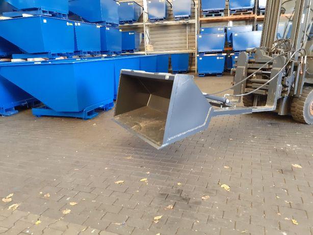 Łyżka szufla hydrauliczna 1,5m