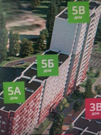 Продам свою 1 комнатную квартиру в ЖК Гидропарк