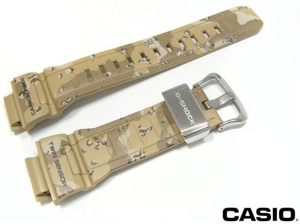 Pasek Casio G-Shock; GW-9300DC-1, GW-9300, G-9300 carbon wzór moro pus
