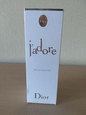 Christian Dior J'adore Eau de Toilette Туалетная вода 50 мл