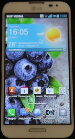 Смартфон LG Optimus G pro E980 White 0090
