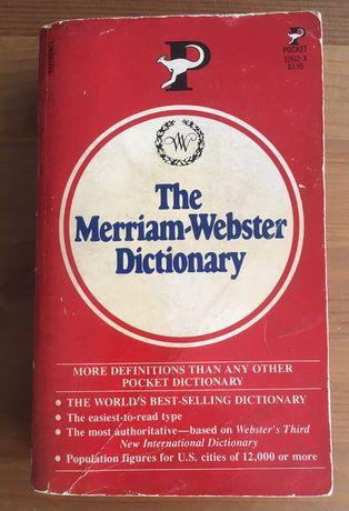 The Merriam-Webster Dictionary. Słownik angielski