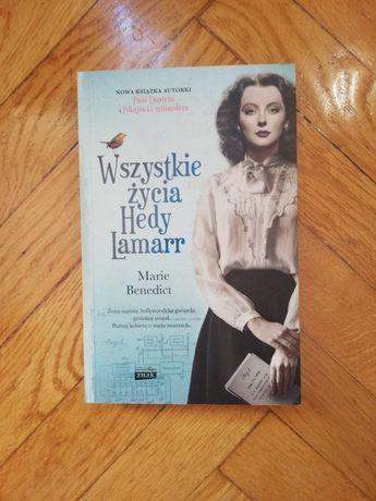 Książka o Hedy Lamarr