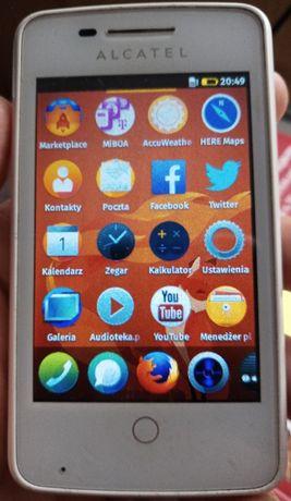 Alcatel One Touch Fire Telefon Smartfon FirefoxOS