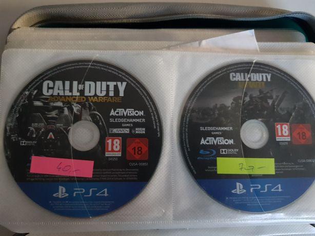 Gry PS4 tytuły  godne polecenia