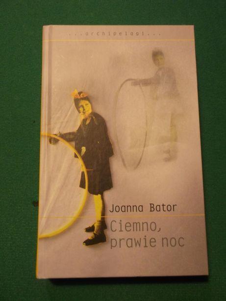 Ciemno, prawie noc; Joanna Bator