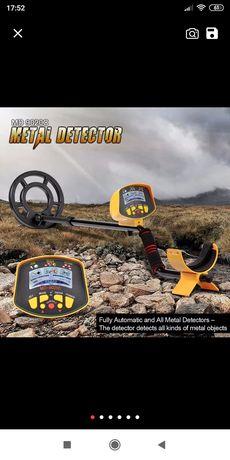 Detector de metais kkmoon 9020c