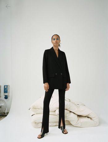 Продам Черный пиджак Zara