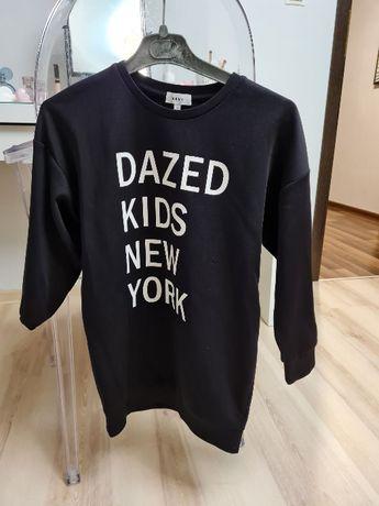 Bluza sportowa DKNY dla dziewczynki