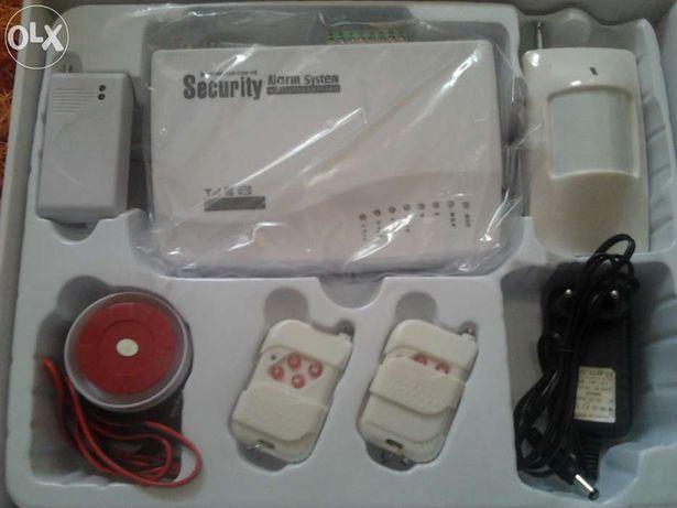 Kit alarme GSM. Novo