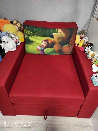 """Розкладне крісло""""Маша і Ведмідь"""""""