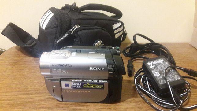 Видеокамера Sony DCR-DVD810E (Без зарядки)
