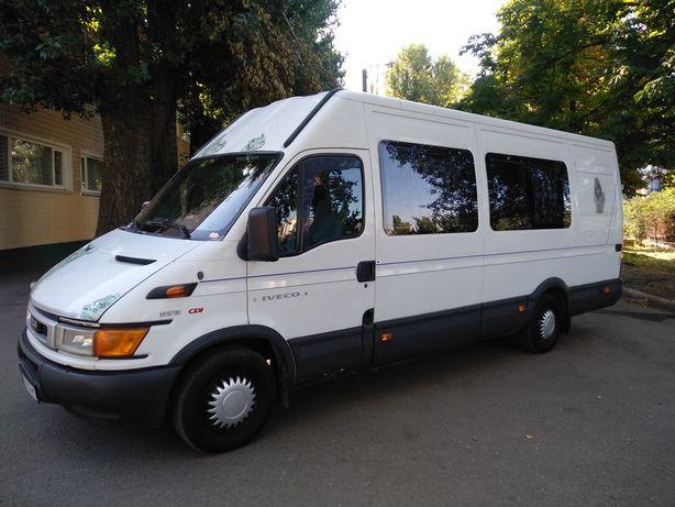 Микроавтобус категория В 9 мест