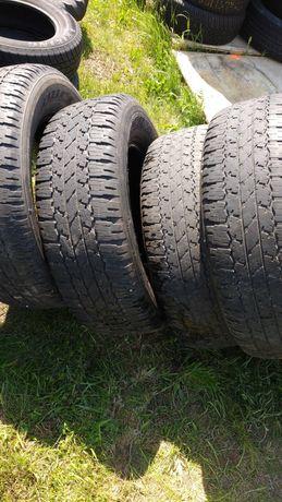 Komplet opon letnich Bridgestone Dueler A/T Radial 265/65 R17 112S