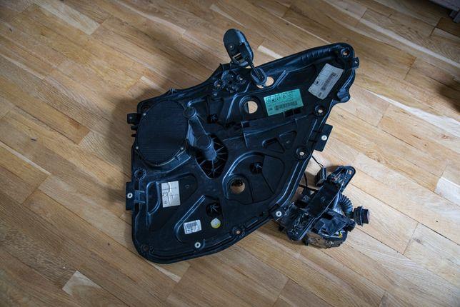 mechanizm wzmocnienie drzwi ford fiesta mk6 lift