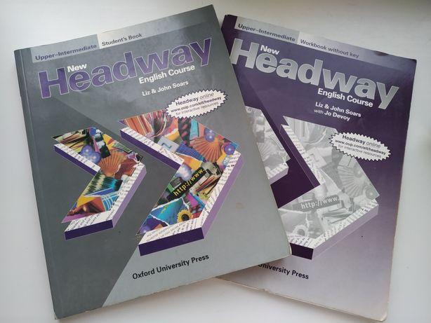 New Headway, English, Oxford, Англійська, Английский