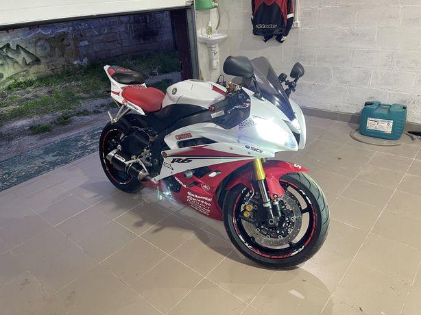 Продам Yamaxa R6