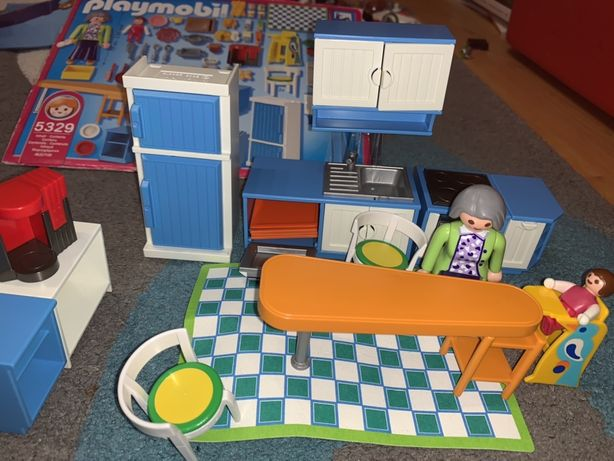 PLAYMOBIL dom kuchnia 5329