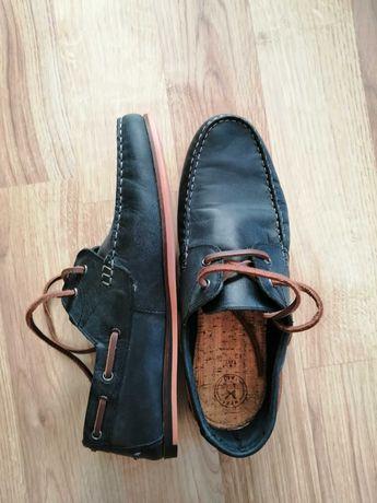 Mokasyny NEXT r 43 buty pokładowe