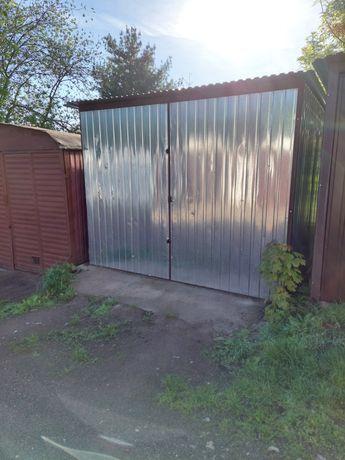 Sprzedam garaż blaszany bez gruntu Rybnik