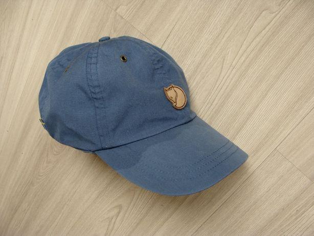 Fjallraven czapka z daszkiem LOGO regulacja Rozmiar M