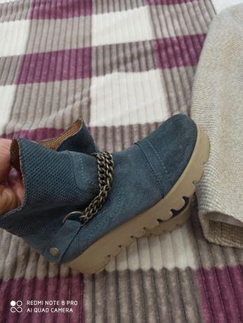 Стильні ботінки, черевики, черевички