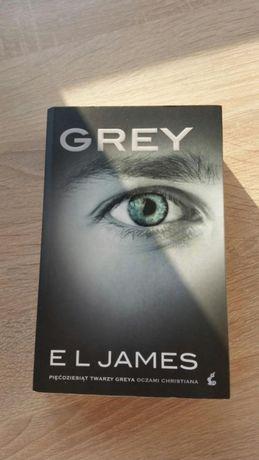 Pięćdziesiąt twarzy Greya oczami Christiana E L James