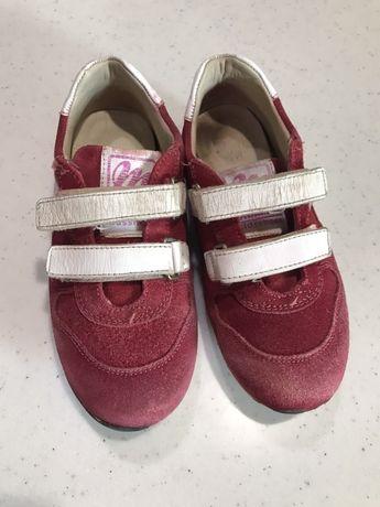 Замшевые кроссовки MINIMEN 29 размер