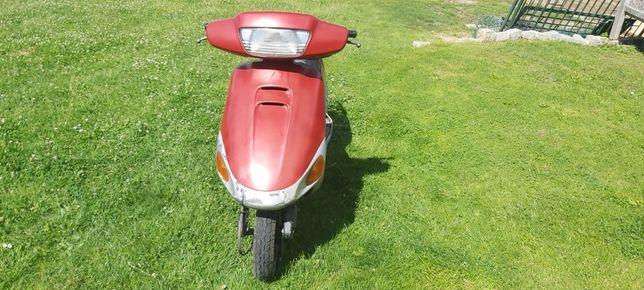 Honda bali sj 50