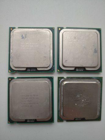4 Процессора 775 Socket, DDR3 4gb