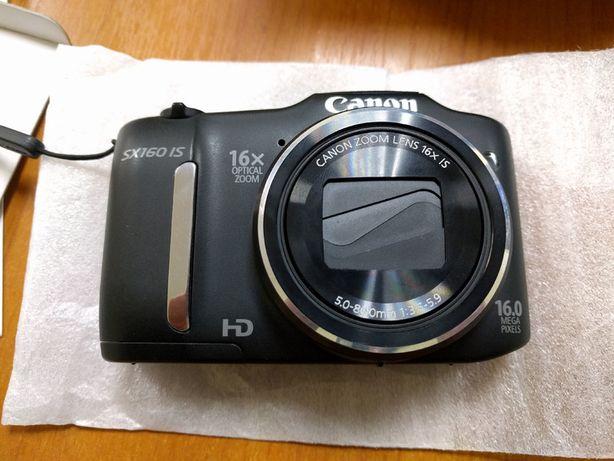 Фотоапарат canon sx160