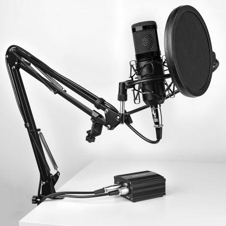 Microfone Mars Gaming MMICKIT 7IN1