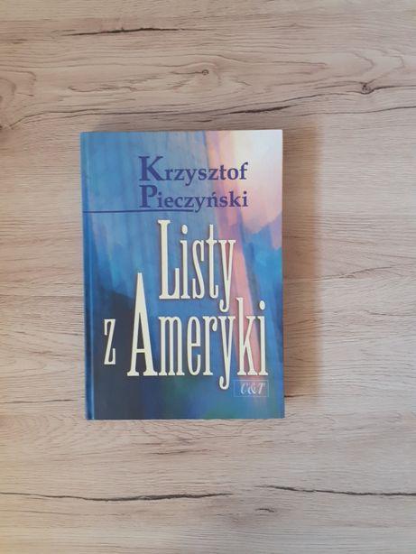 Listy z Ameryki - Krzysztof Pieczyński