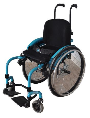 WÓZEK Inwalidzki AKTYWNY SOPUR ortopedyczny