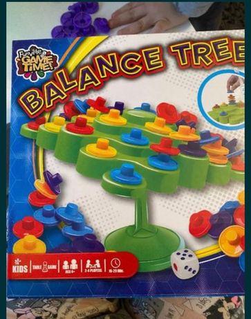 Nowa gra balance tree gra dla dzieci drzewko pionki