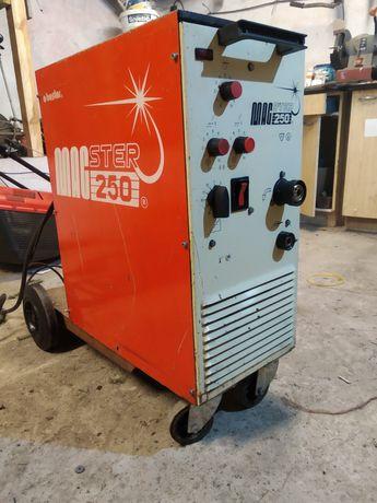 Migomat, spawarka Bester MP 2500 super stan 250A polautomat 400V