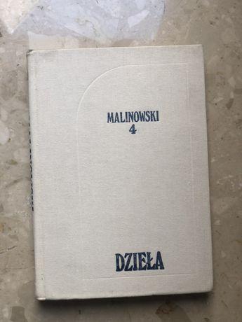 Bronisław Malinowski DZIEŁA 4 Ogrody koralowe i ich magia PWN 1986