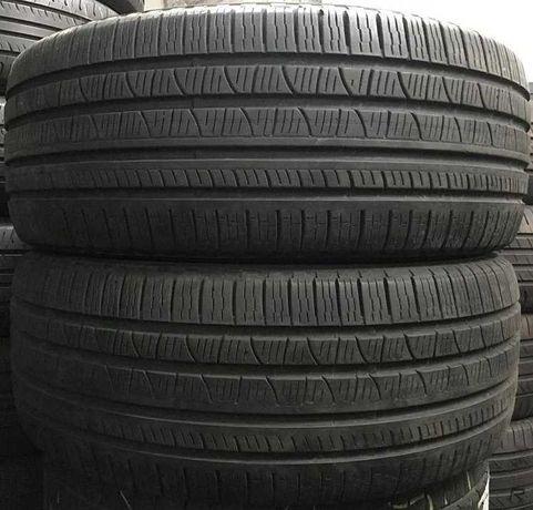 Шины лето б.у. 265/60 R18 Pirelli Scorpion Verde склад