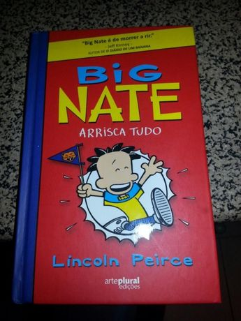 Livro Big Nate