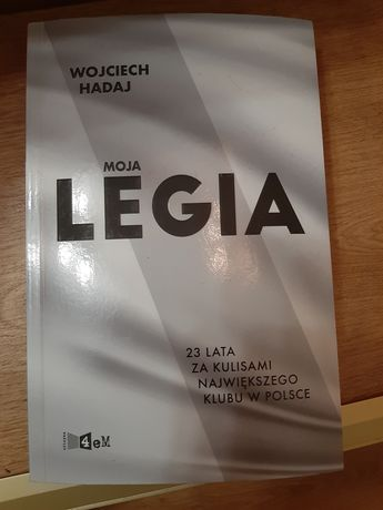 Wojciech Hadaj Moja Legia