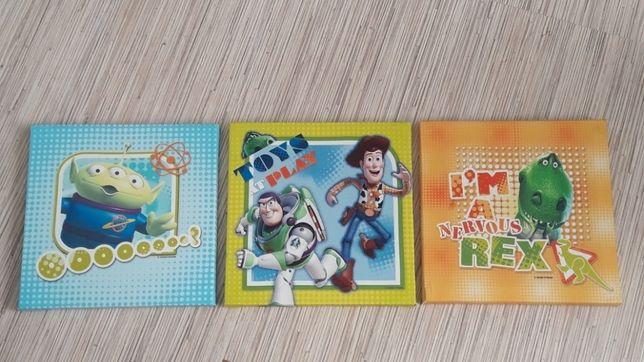 Toy Story Obrazki 20x20